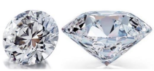 clarity examples diamonds inclusion reflected video slightly ok diamond included are