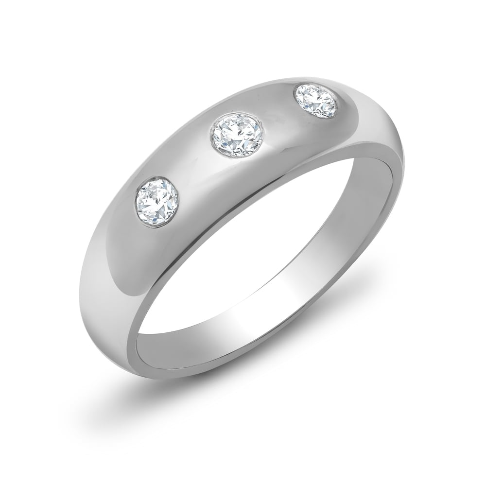 round tw stone cut kay mv white hover diamond ring kaystore en zm ct jewellery gold to zoom