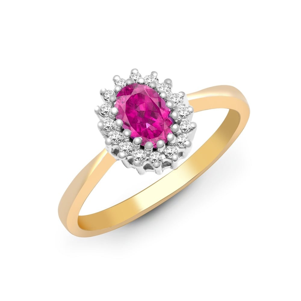 gold tsavorite sapphire pink slide white products diamond natural ring