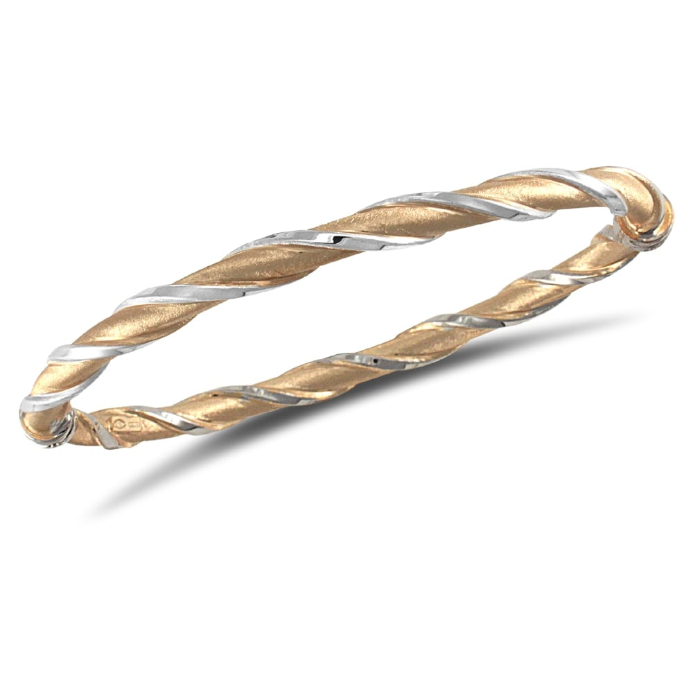 cuff knot wholesale on item gold twist in bangles ailatu simple men copper bangle from open wire infinity bracelet for lot pated jewelry accessories