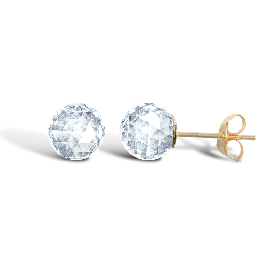 long stud bonas drop grey banko earrings round jewellery oliver
