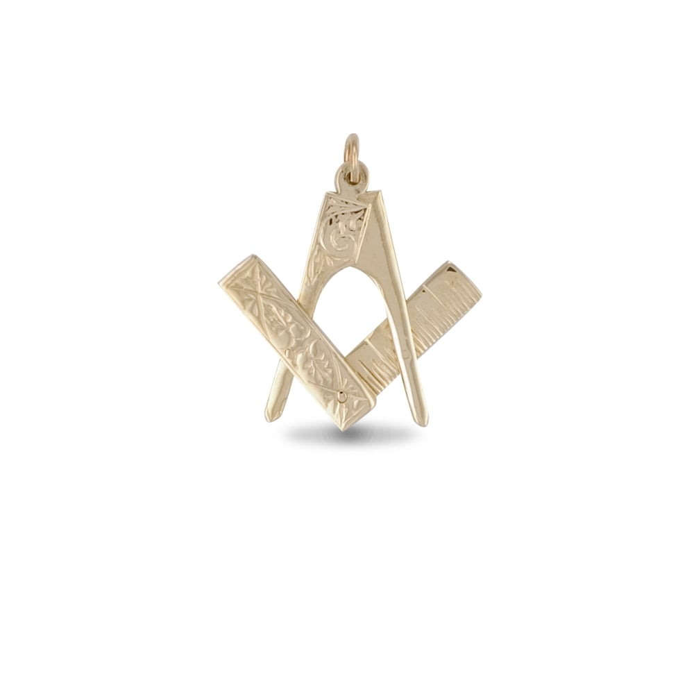 Mens solid 9ct yellow gold openning closing square compass mens solid 9ct yellow gold openning closing square compass masonic pendant aloadofball Gallery